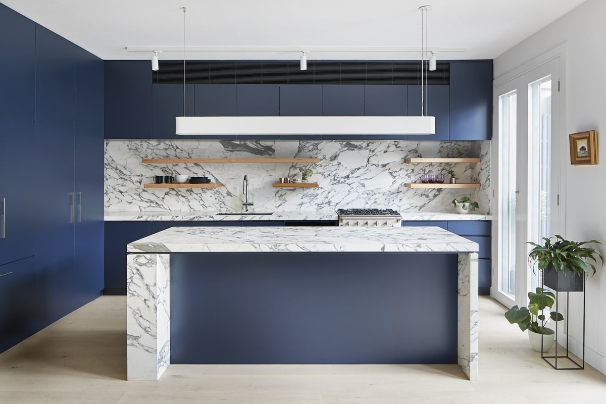 Mcmahon and Nerlich – Highly commended – 2018 TIDA Australia Architect-designed Kitchens