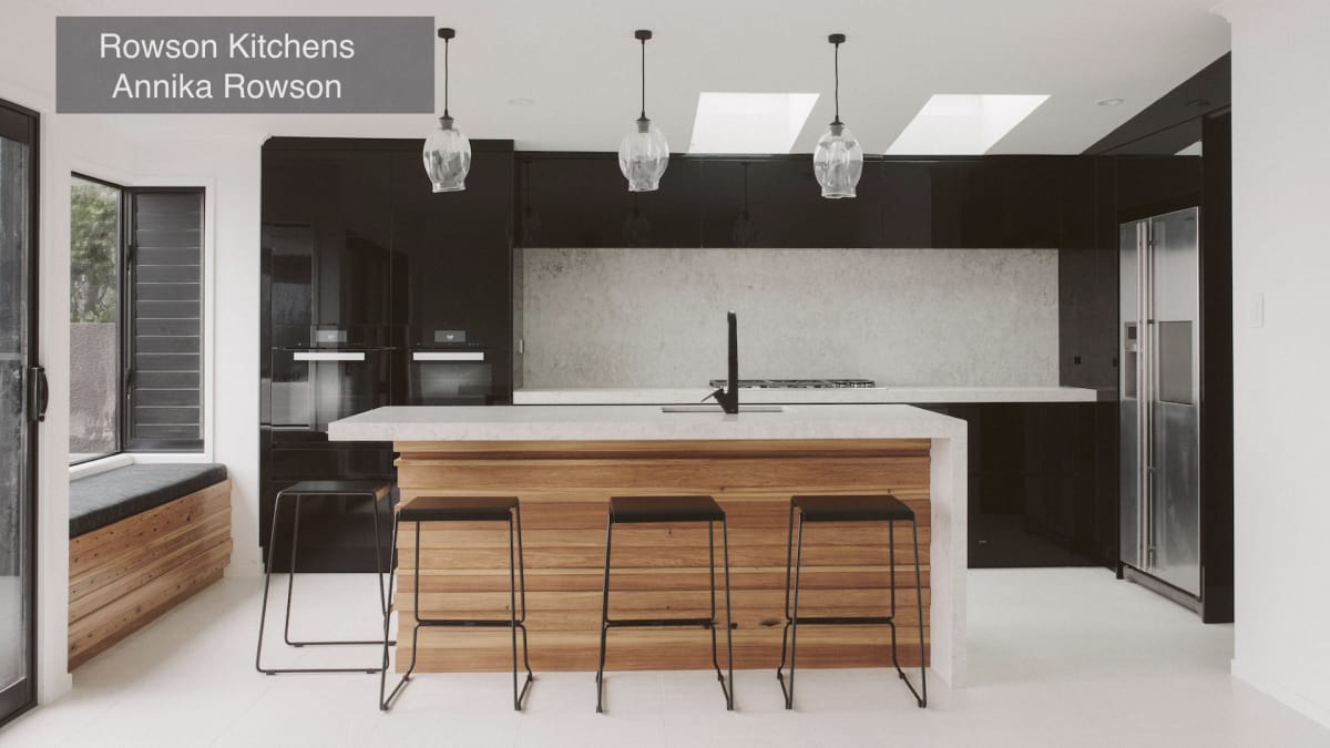 Highly Commended – Rowson Kitchens, TIDA New Zealand Designer Kitchens