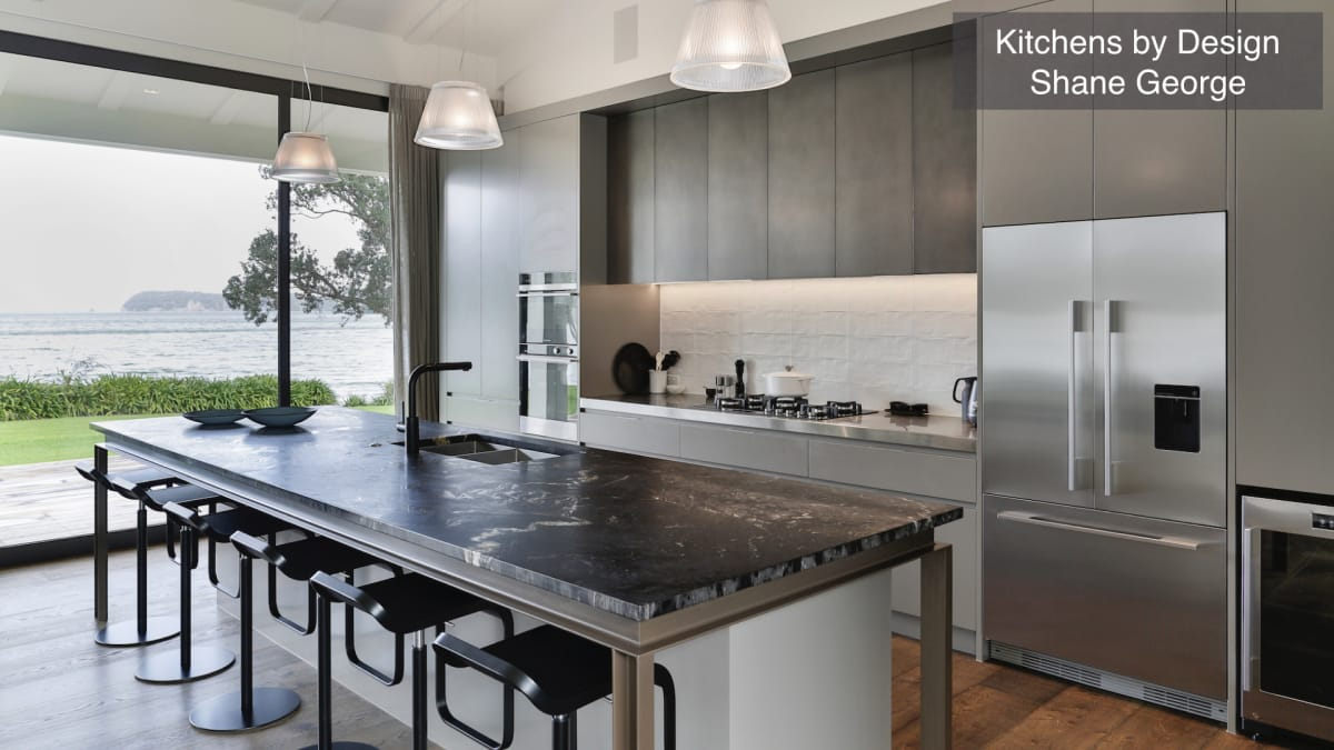 Highly Commended – Kitchen by Design, Shane George – TIDA New Zealand Designer Kitchen