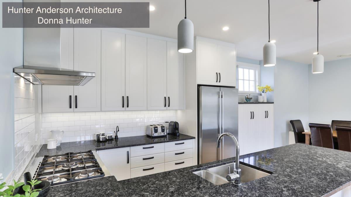 Highly Commended – Hunter Anderson Architecture, Donna Hunter – TIDA New Zealand Designer Kitchen