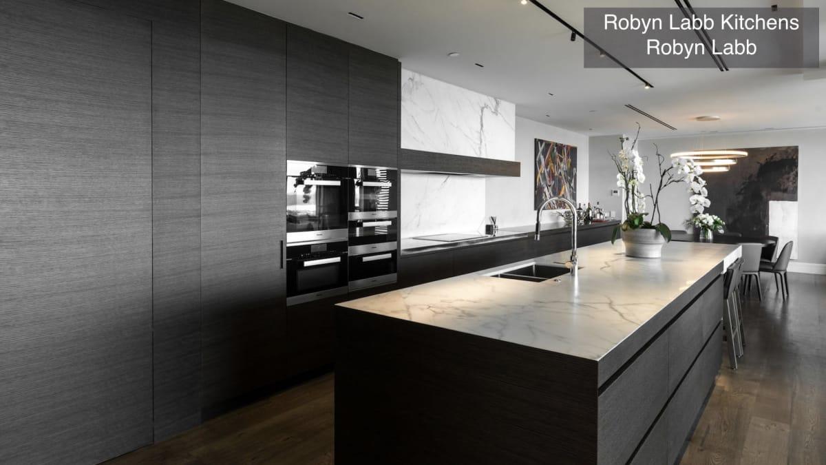 Highly Commended – Robin Labb Kitchens – TIDA New Zealand Designer Kitchen