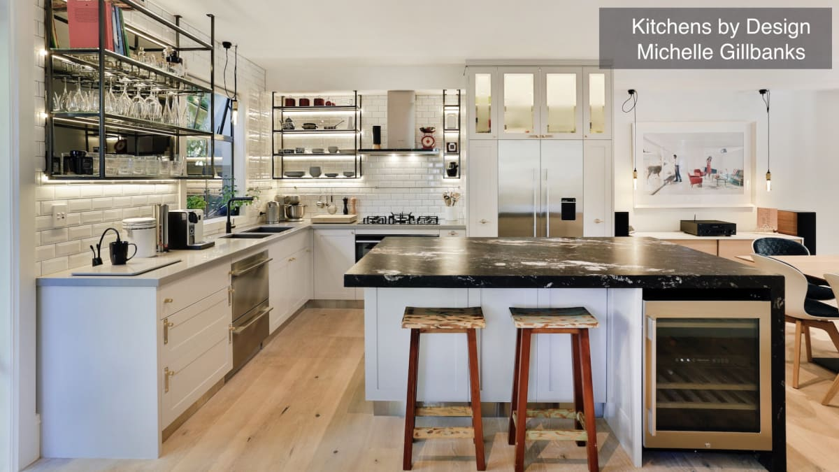 Highly Commended – Kitchens by Design, Michelle Gillbanks – TIDA New Zealand Designer Kitchen