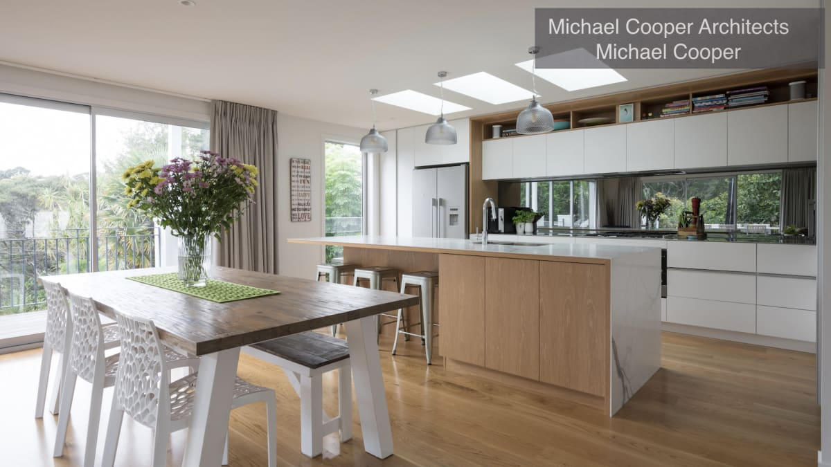 Highly Commended – Michael Cooper Architects – TIDA New Zealand Architect-designed Kitchen