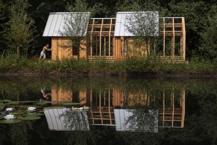 Adjustable Garden House