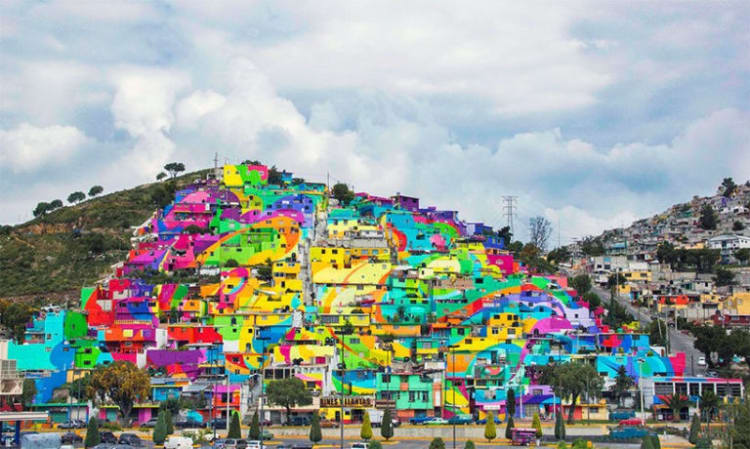 16 Of The Most Colourful Cities In The World