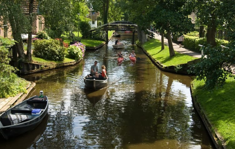The Venice of the Netherlands?