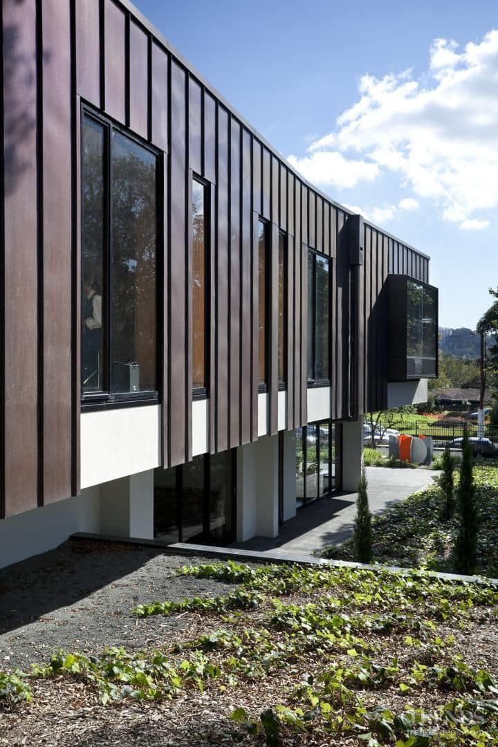 Bespoke solutions resolve roofing and cladding issues