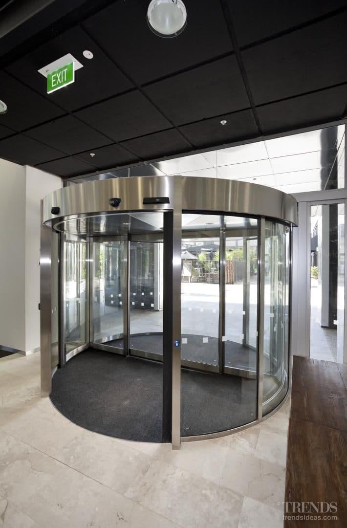Grand entrance – Dorma NZ