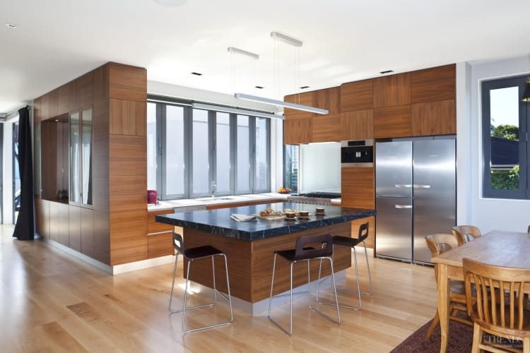 There's a trick to it – Japanese puzzle box kitchen redesigned by Shane George