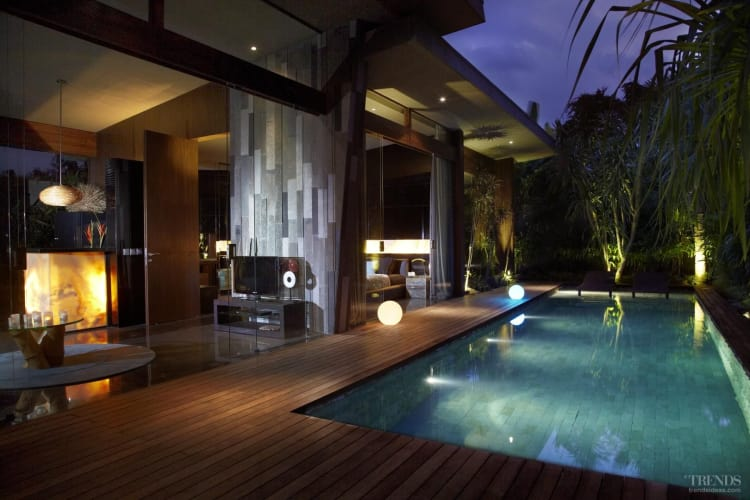Slice of paradise – tropical villas in Bali