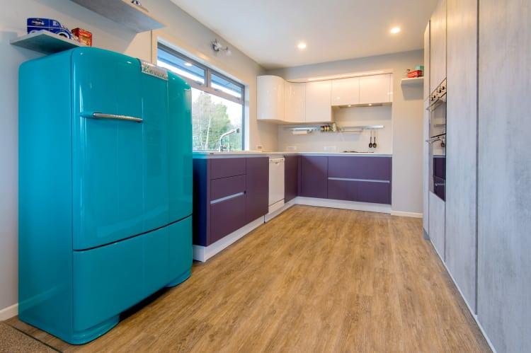 BERLONI New Zealand Art Deco Inspired Kitchen