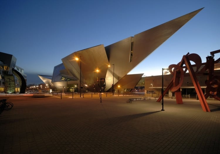 Denver Art Museum Extension