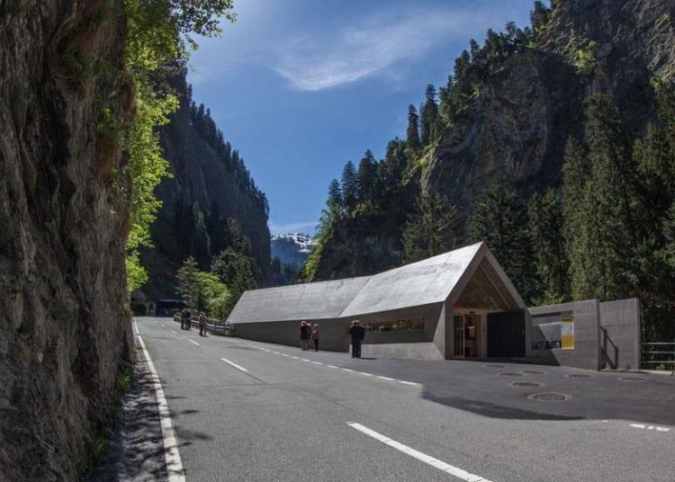Mountain Visitor Centre