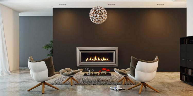 Escea DL1100 Fireplace