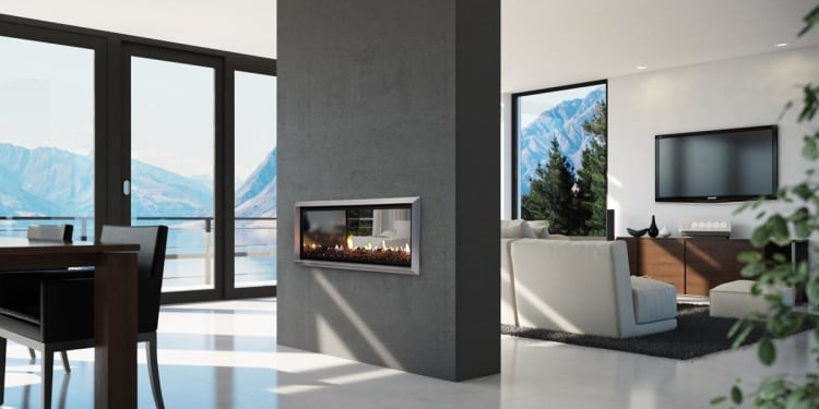 Escea DX1000 Fireplace