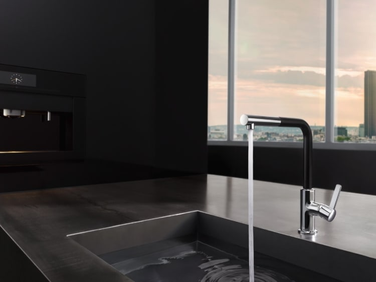 Strong and Innovative KLUDI L-INE Tap Range