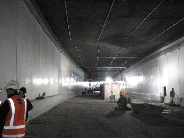 Victoria Park Tunnel Project, Auckland