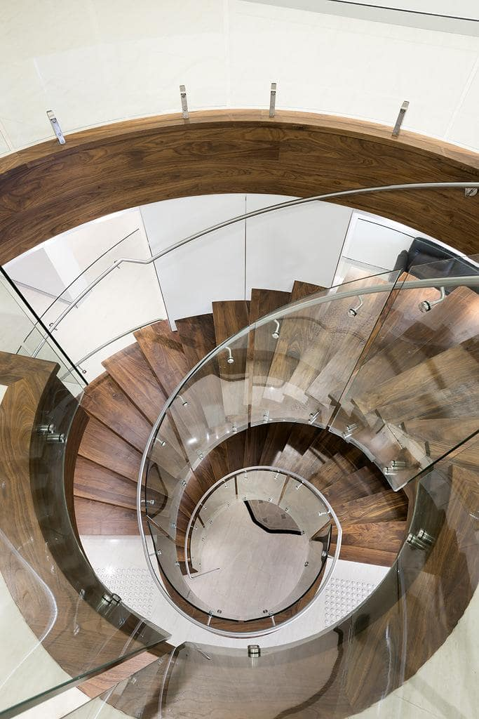 Spiral Staircase Residential