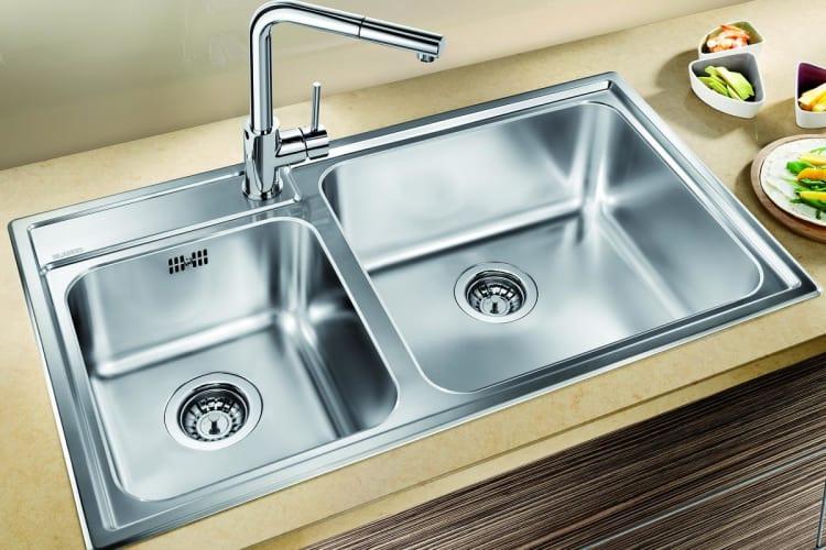Crisp sink design by Häfele
