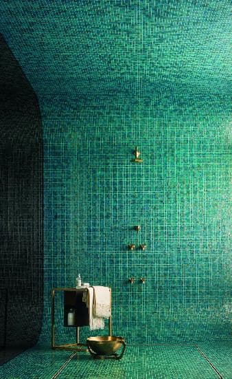 Bisazza Range Bathroom