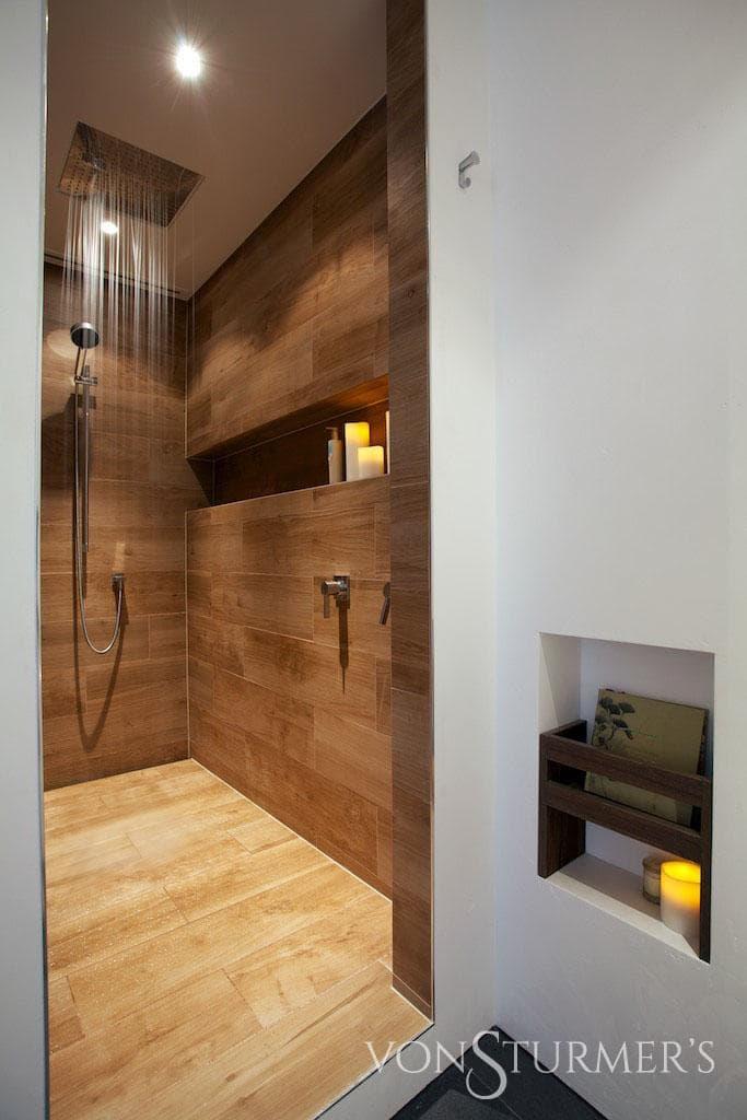 Heritage tiles feature in the NKBA bathroom of the year! - http://goo.gl/KxJhu4