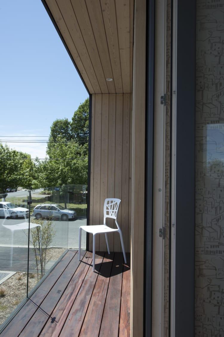 10 star Homestar Christchurch home, designed by architect Bob Burnett