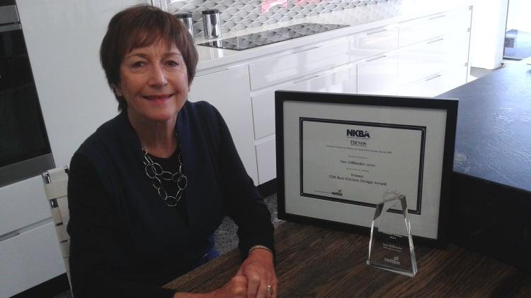 NKBA 2014 Award