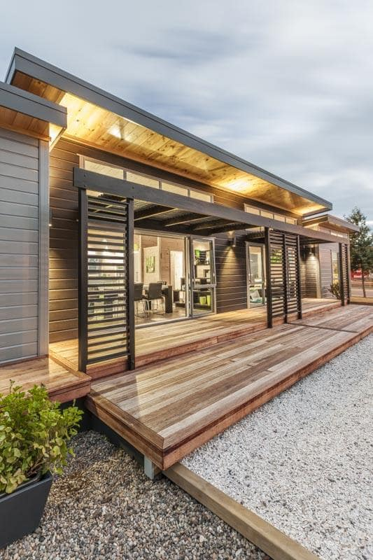 New Ultrawood Show Home