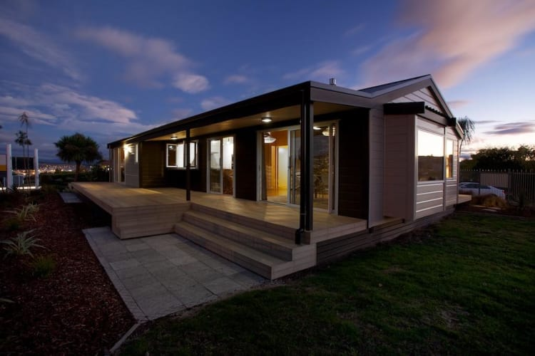 Stewart Show Home in Taupo