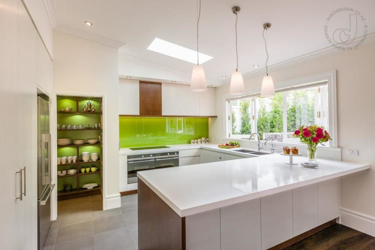 Fresh Zesty Kitchen by Du Bois Design