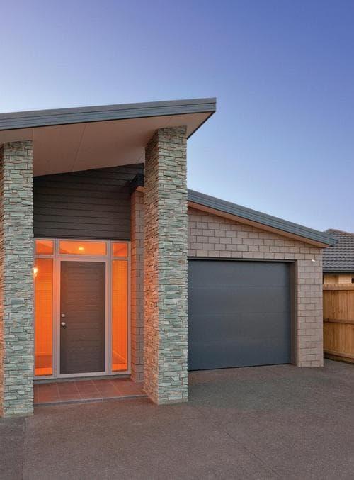 The Versatile Designa Schist Modular Brick System