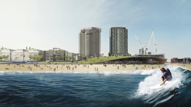 Surf Park Docklands