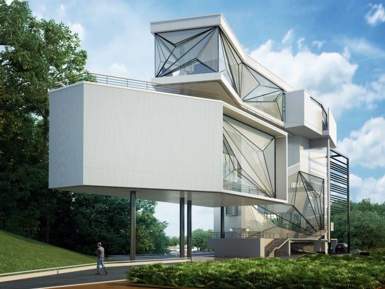 Aviator's Villa - Urban Office Architecture
