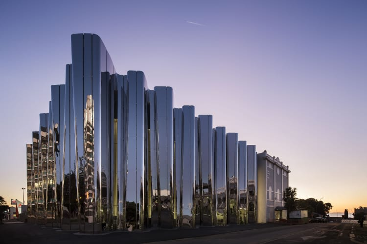 The Len Lye Centre