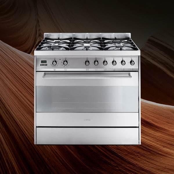 Smeg Freestanding Cooker Range