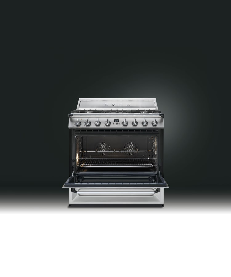 New Victoria TR90X 90cm Cooker in Stainless Steel Finish