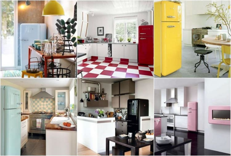 Colour Match Your Smeg Fab Fridge With Resene
