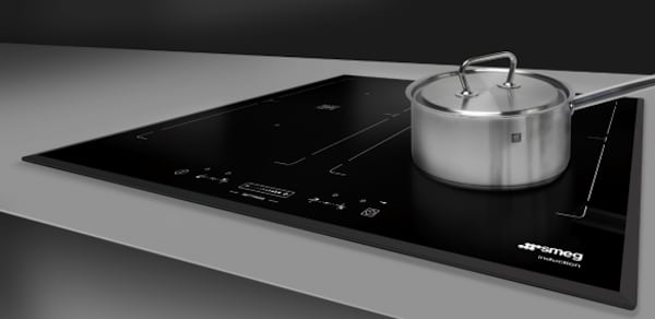 SIM562B MultiZone Induction Cooktop with Slide Control