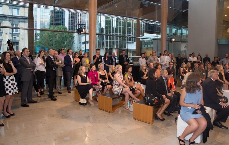 2015 TIDA International Awards Evening