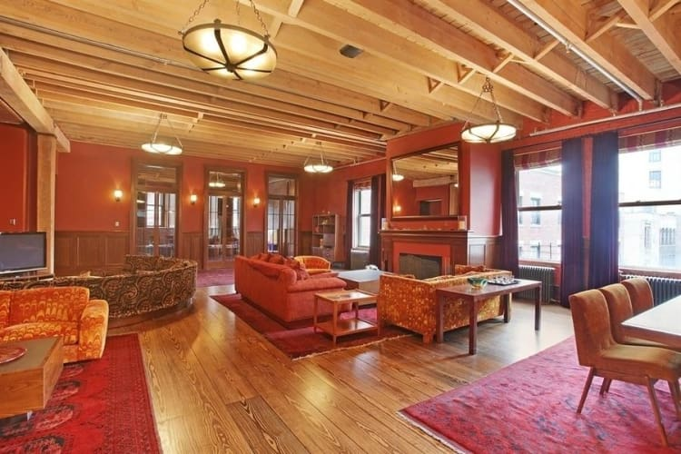 Taylor Swift's NYC Penthouse