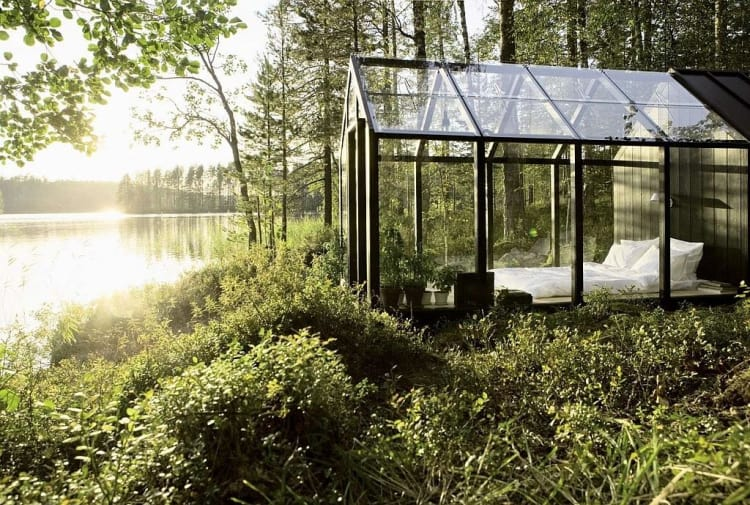 Glasshouse meets greenhouse