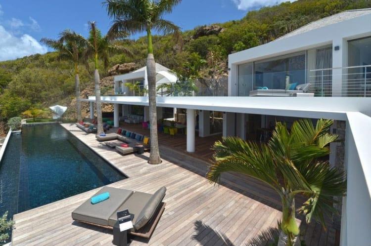 Caribbean Island Villa Utopic