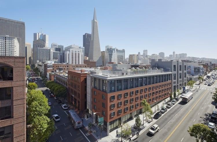 AIA CC Honor Award-Winning Building – Sansome Street