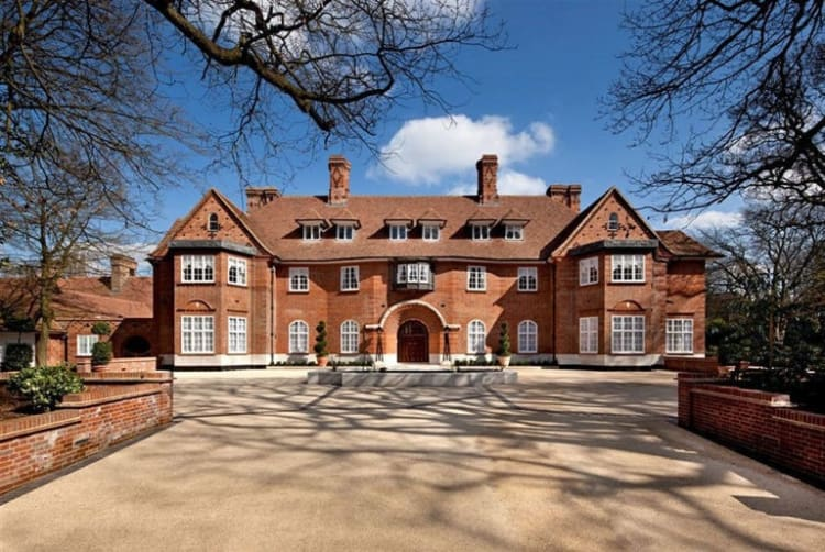 Justin Bieber's $1.5 Million London Mansion