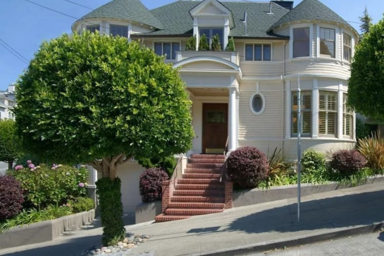 Mrs. Doubtfire Home Up For Sale