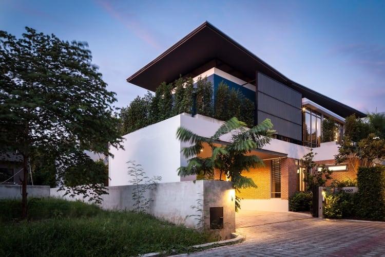 Two Houses at Nichada