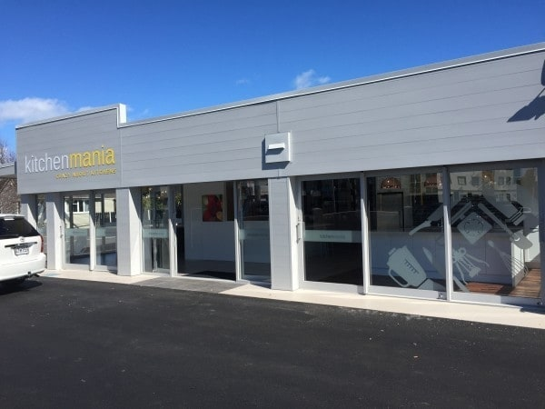 New Kitchen Mania Showroom In Milford Is Open For Business