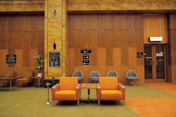 get the look wes anderson interior style