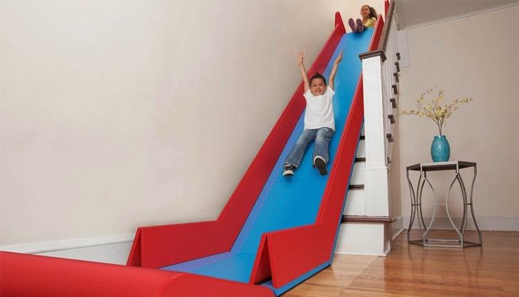 SlideRider – The Indoor Slide