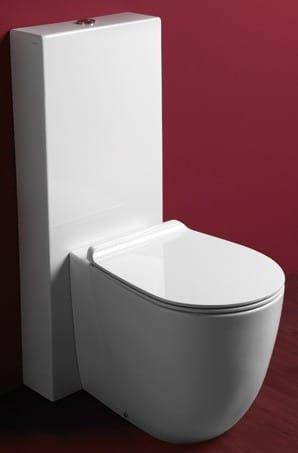 Simas Toilet and Basin Collection